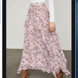 BCBG Amali  Maxi Skirt NWT